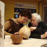 Gerda Lepke und Kathrin Buskies